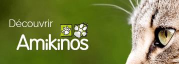 Amikinos, aliments naturels écologiques pour chiens et chats