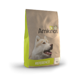 Amikinos Référence chien 12 kg