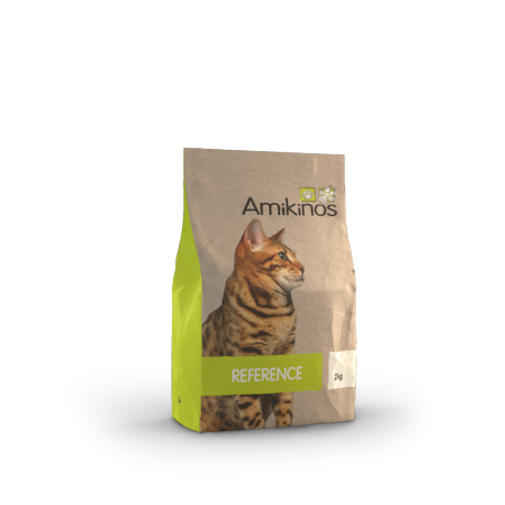 Amikinos Référence chat 2 kg