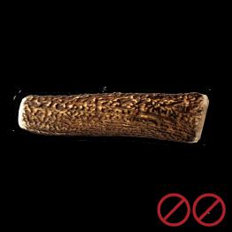 Bois de mue de cerfs sauvages