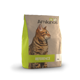 Amikinos Référence chat 6 kg