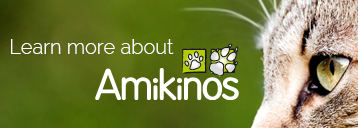 Amikinos, natural and eco-friendly food for dogs and cats